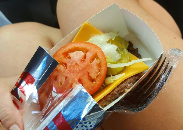 Eating Low Carb at Sonic Drive-In