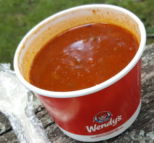 Wendy's Small Chili is 15 Net Carbs