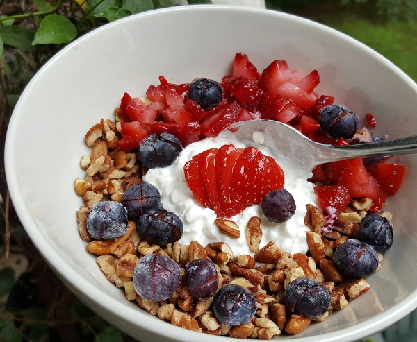 Easy Healthy LCHF Breakfast