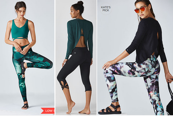 My Fabletics Order
