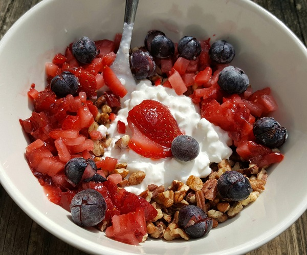 Healthy Low Carb Cereal