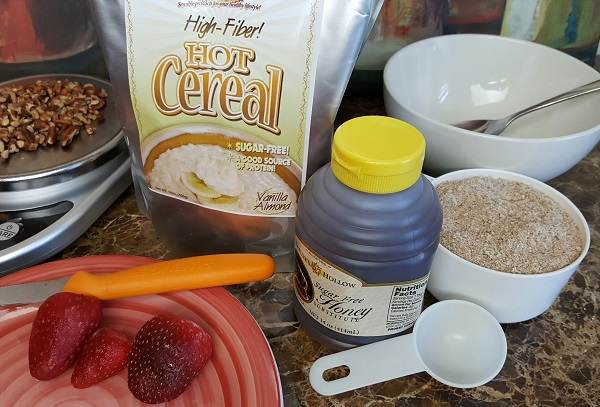 Low Carb Oatmeal / Hot Cereal