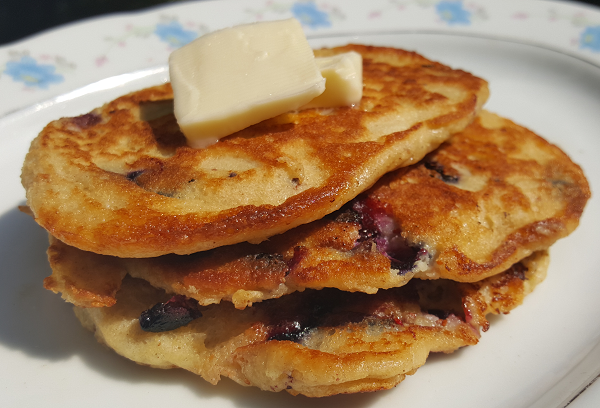 Low Carb Pancakes - The Perfect Mix & Recipe!