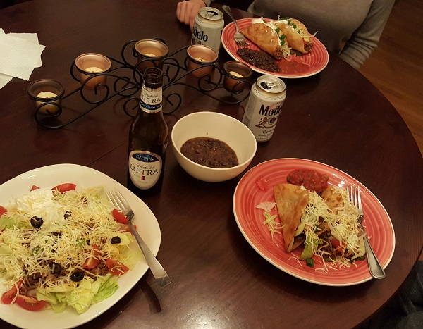 Taco Night with Friends