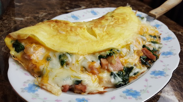 Low Carb Omelet