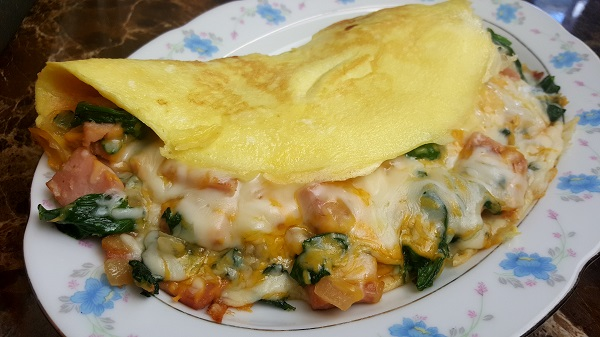 Low Carb Omelet Recipe