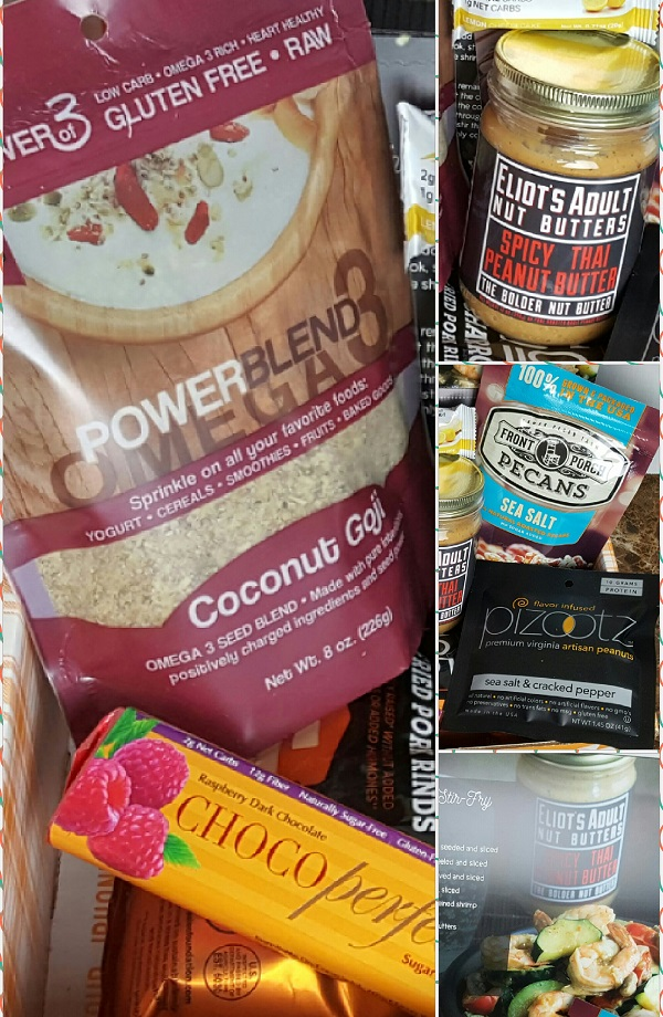 Low Carb Specialty Foods