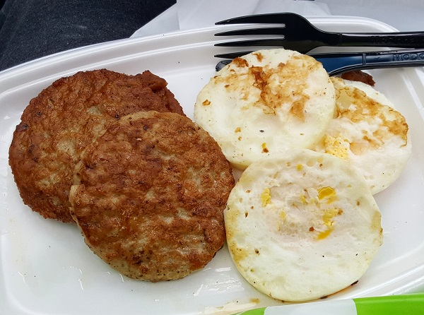 Eating Low Carb on the go - All Day Breakfast at McDonald's