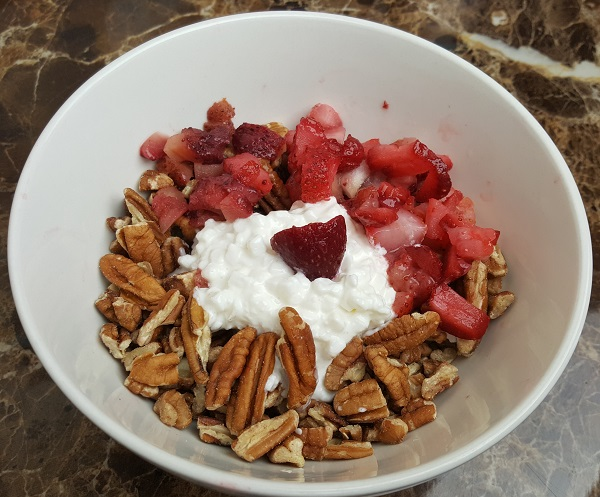 Healthy LCHF Low Carb Cereal