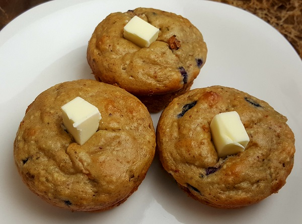 Homemade Low Carb Muffins