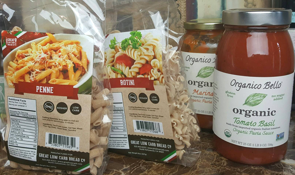 Low Carb Pasta Review