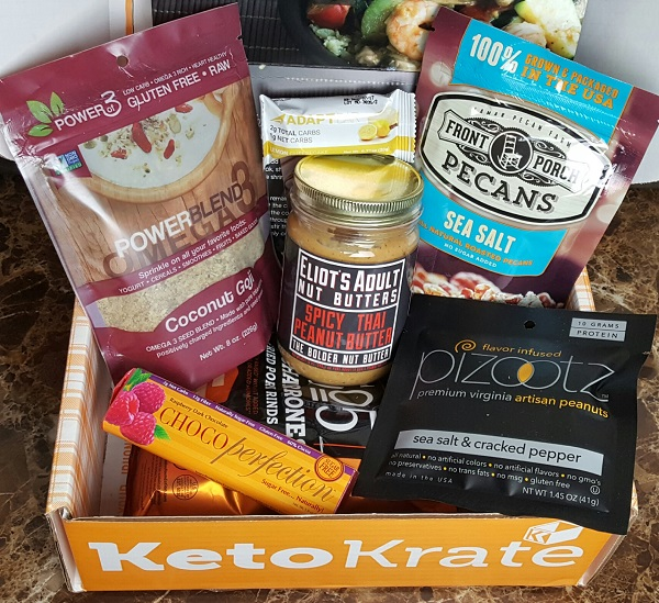 March 2017 Keto Krate Review