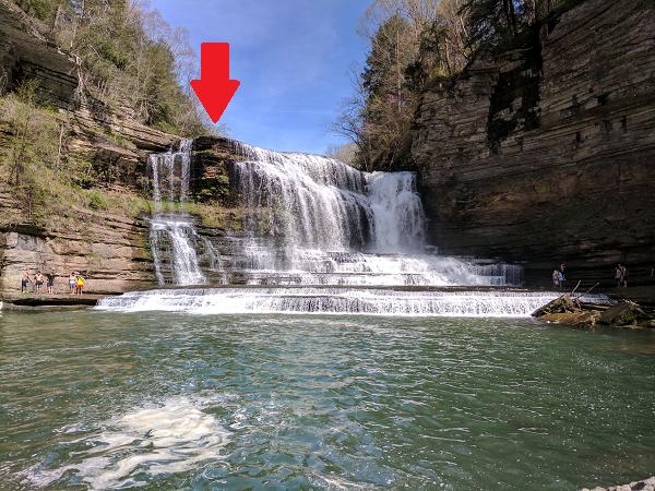 Cummins Falls, Cookeville TN