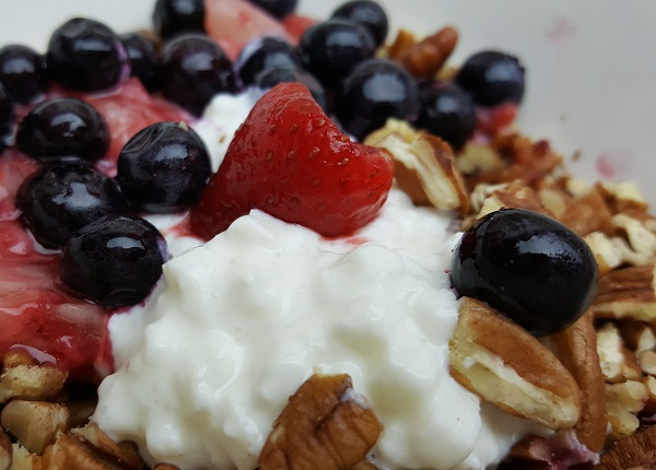 Berries are not fruit, and are a great addition to a ketogenic low carb diet