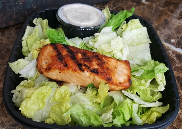 Low Carb Take-Out Meal from Applebee's Restaurant