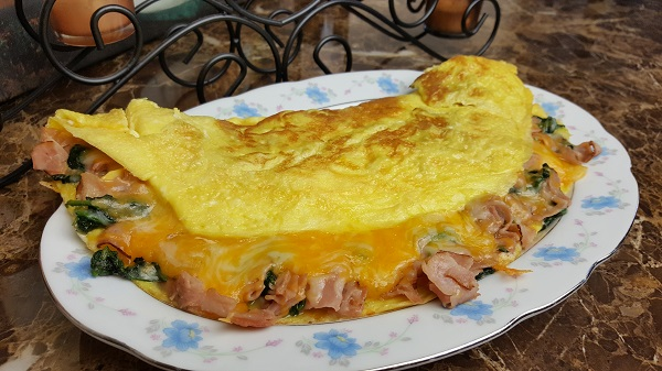 Low Carb Omelet - Feeds Four
