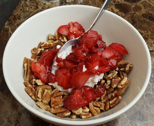 Homemade Low Carb Cereal - LCHF, Healthy, Real Food