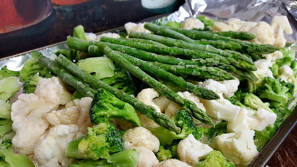 Frozen Low Carb Vegetables
