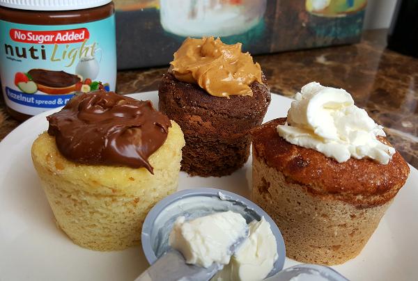 Low Carb Desserts - Gluten Free, NON GMO SmartCake