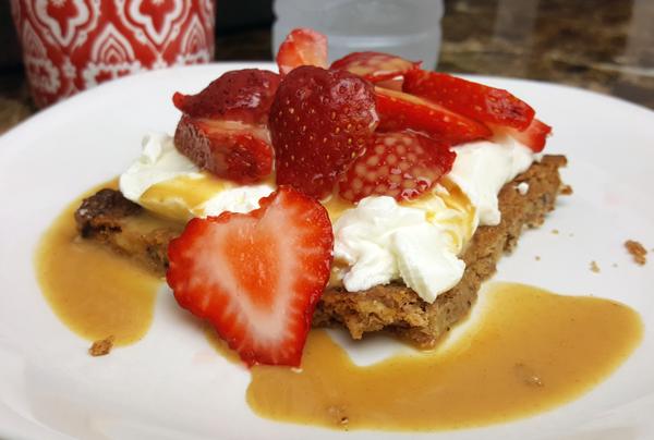 Low Carb Strawberry Pie Recipe