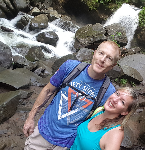 Hiking Grotto Falls in the Smoky Mountains