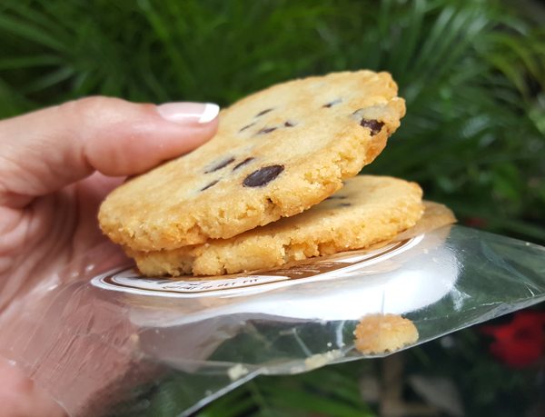 LCHF Gluten Free Chocolate Chip Cookies