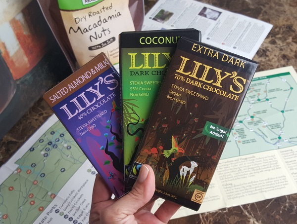 Lily's Sugar Free Low Carb Chocolate Bars