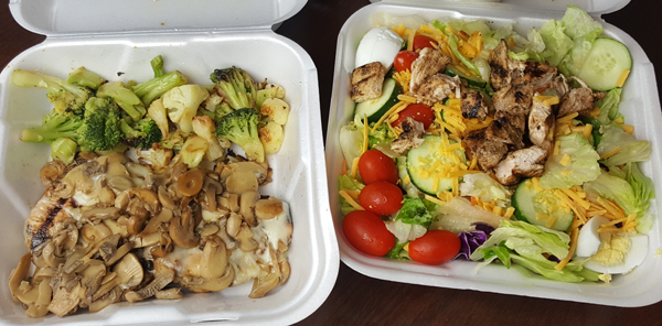 Low Carb For Two - Take Out