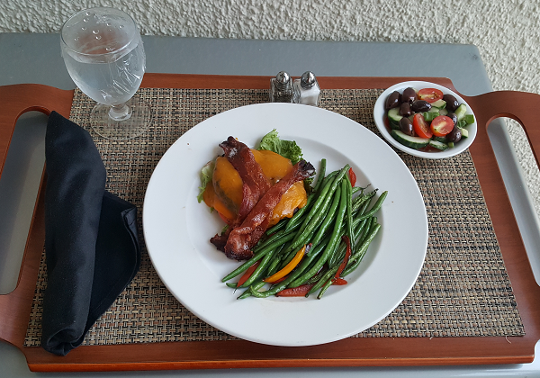 Low Carb Room Service (Raleigh, NC Hotel)