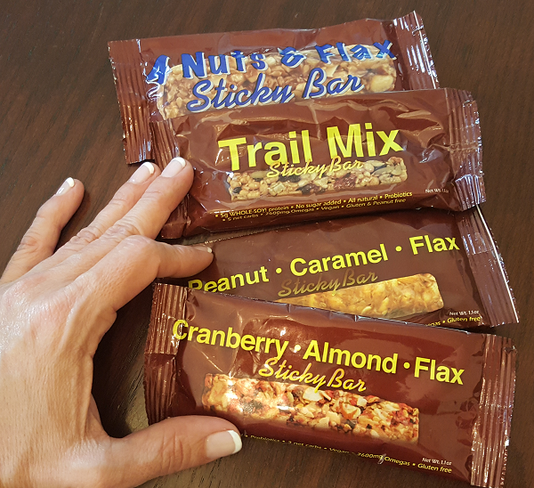 Low Carb Bars - Sticky Bar Review