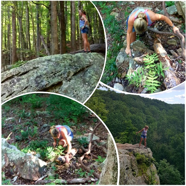 Outdoor Workout - Hiking for Exercise
