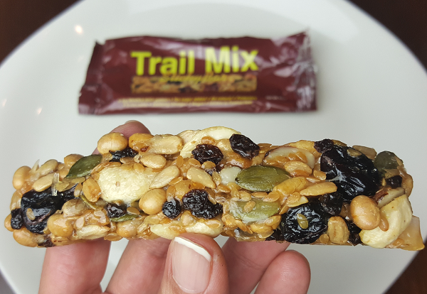 Trail Mix Sticky Bar