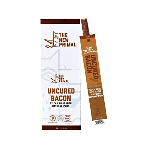 The New Primal: Uncured Bacon Pork Stick