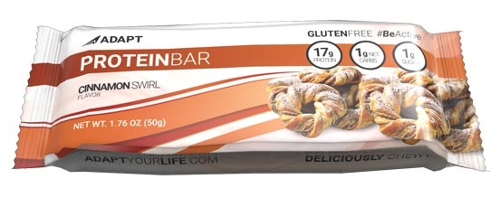 NEW: Adapt LCHF Protein Bar