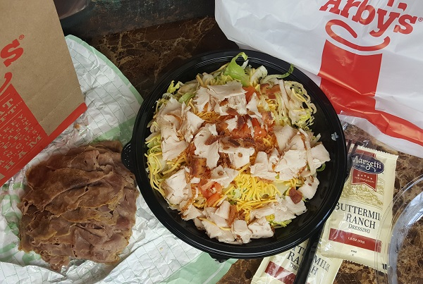 Arby's Low Carb Fast Food