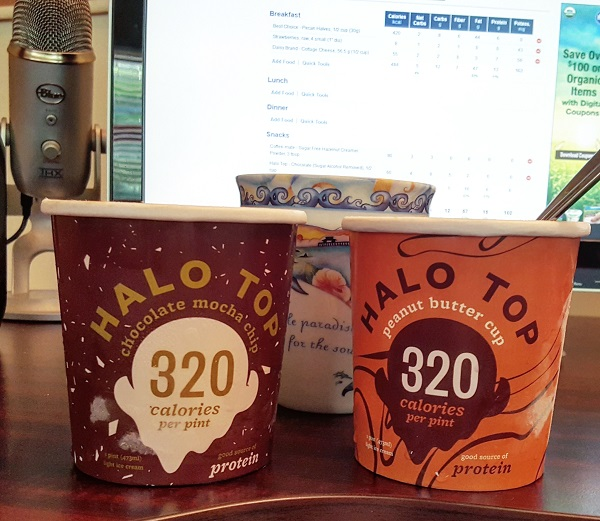 Halo Top: The BEST Low Carb Ice Cream