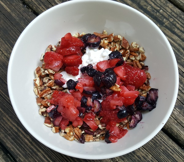 Low Carb Cereal with great LCHF Macros - Real Food, Gluten Free