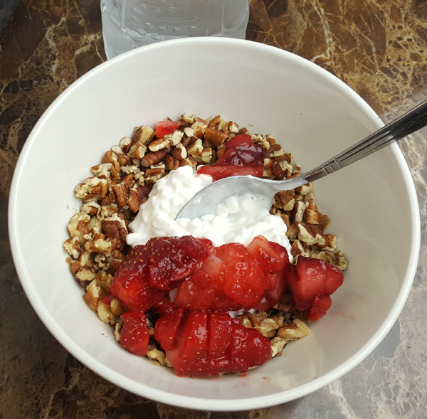 Low Carb Cereal (Real Food) - Very LCHF and Gluten Free