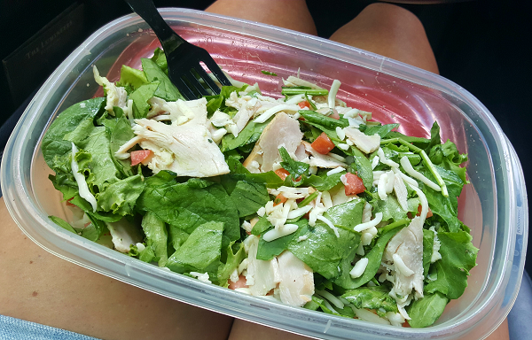 Eating Low Carb On The Road