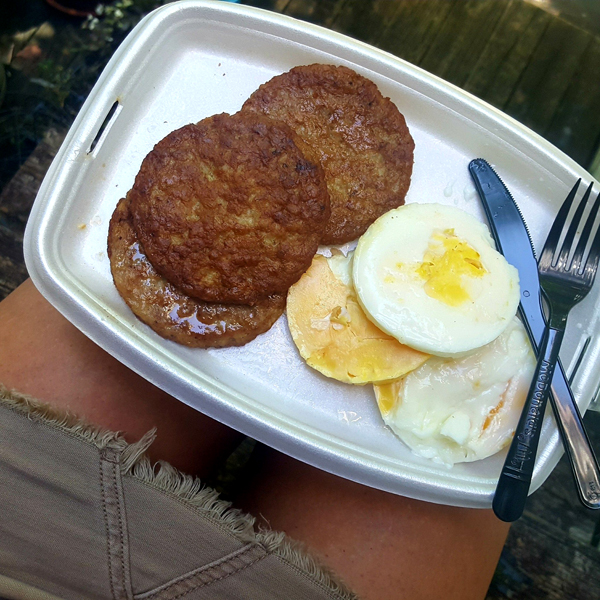 Low Carb Breakfast To Go from McDonald's