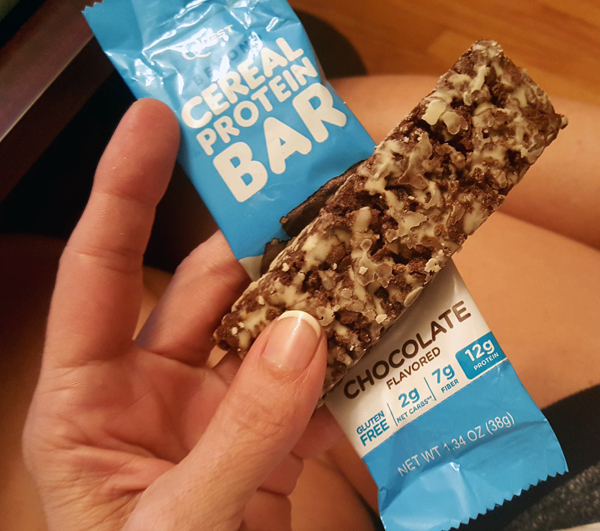 New Quest Cereal Bar, Chocolate