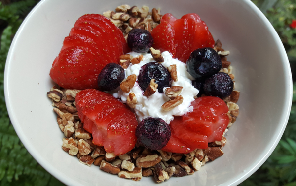 Low Carb High Fat (LCHF) Gluten Free Cereal or Treat you'll love!