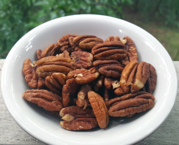 LCHF Nuts - Pecans, Great Low Carb High Fat Snack, Gluten Free and Whole Food