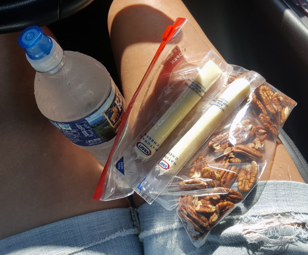 Low Carb Snacks On-the-Go
