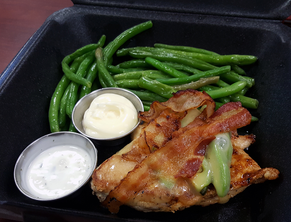Low Carb Take-Out from Ruby Tuesday Restaurant