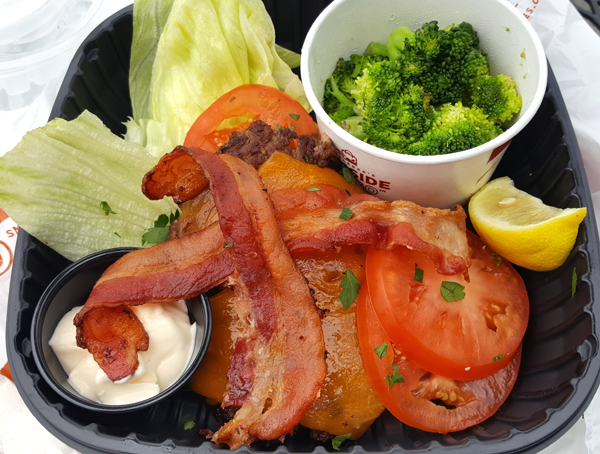Applebee's Low Carb Lunch Ideas