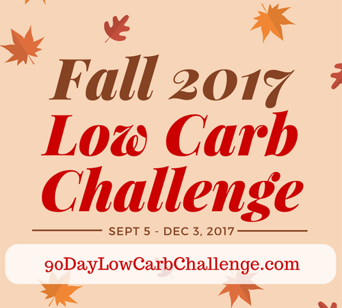 Fall 2017 Low Carb Challenge Details