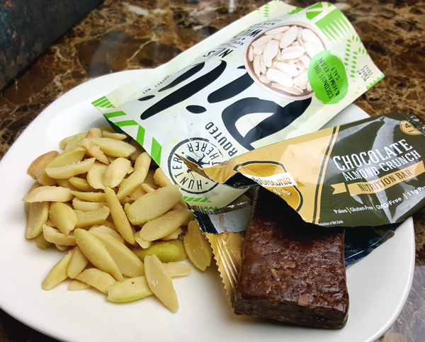 Healthy LCHF Snacks for a Low Carb, Gluten Free Lifestyle