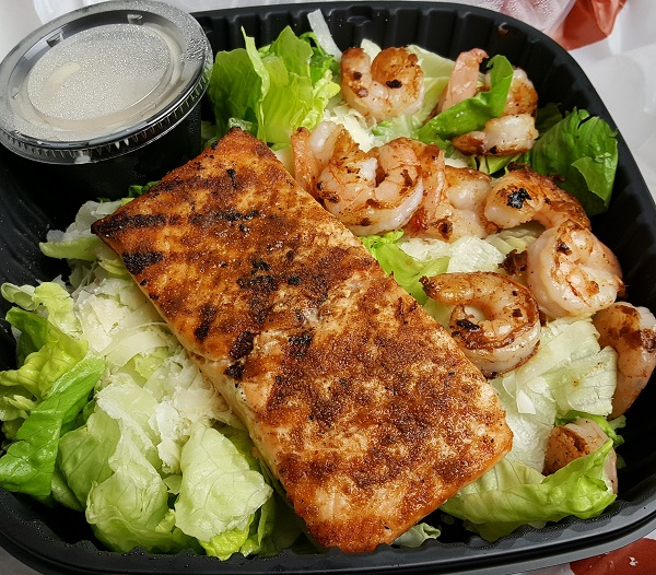 Low Carb Meals at Applebee's
