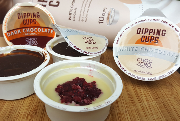 ChocZero Dipping Cups